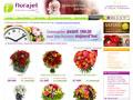 Livraison de fleurs sur internet